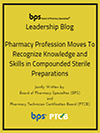 BPS & PTCB Leadership Blog